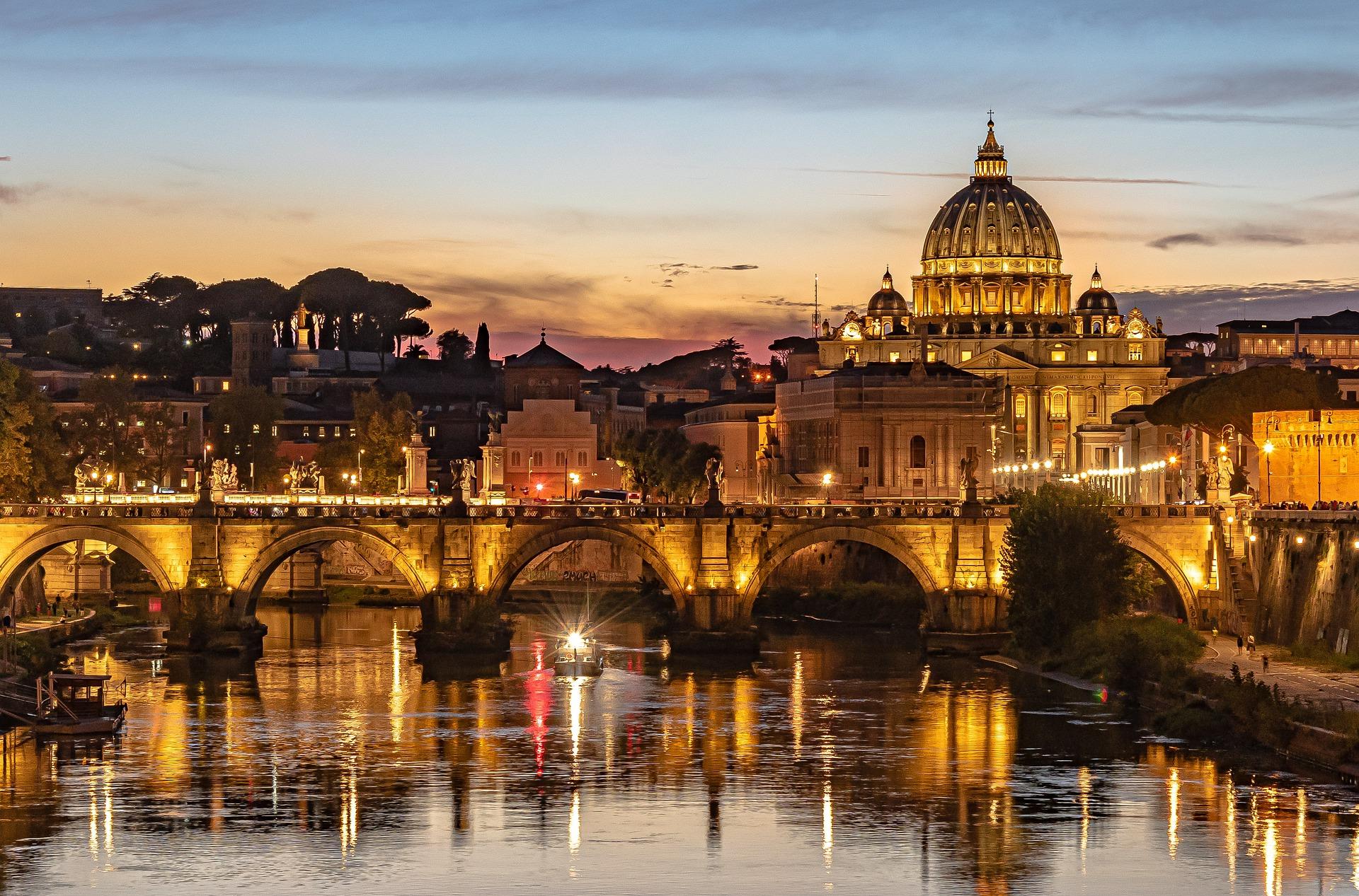 SIOP, Roma